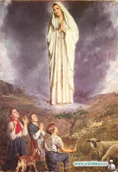 А.В.Трехлебов.Лада-Богородица