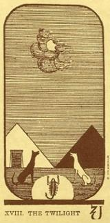 Книга Тота, Архетипы Вышеня, учение Ра.