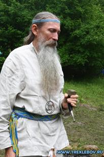 Трехлебов Алексей Васильевич Биография
