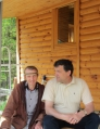 В гостях у Ведагора 1.05.2014